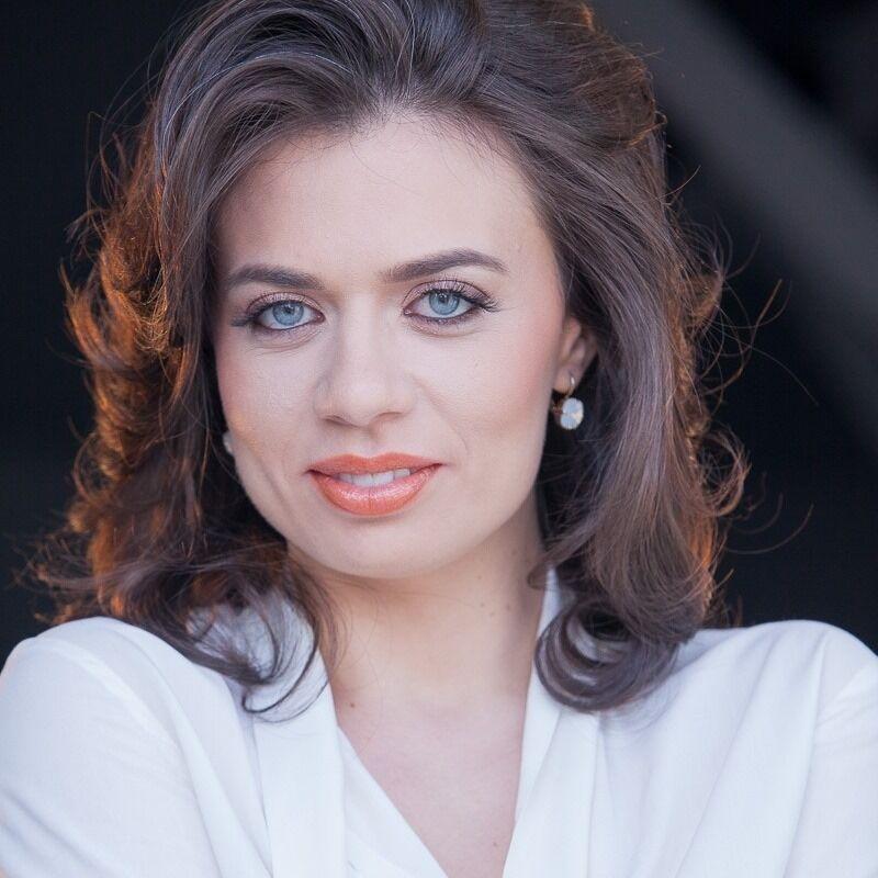 Oana Stoianovici, zakladatelka projektu The Feminine