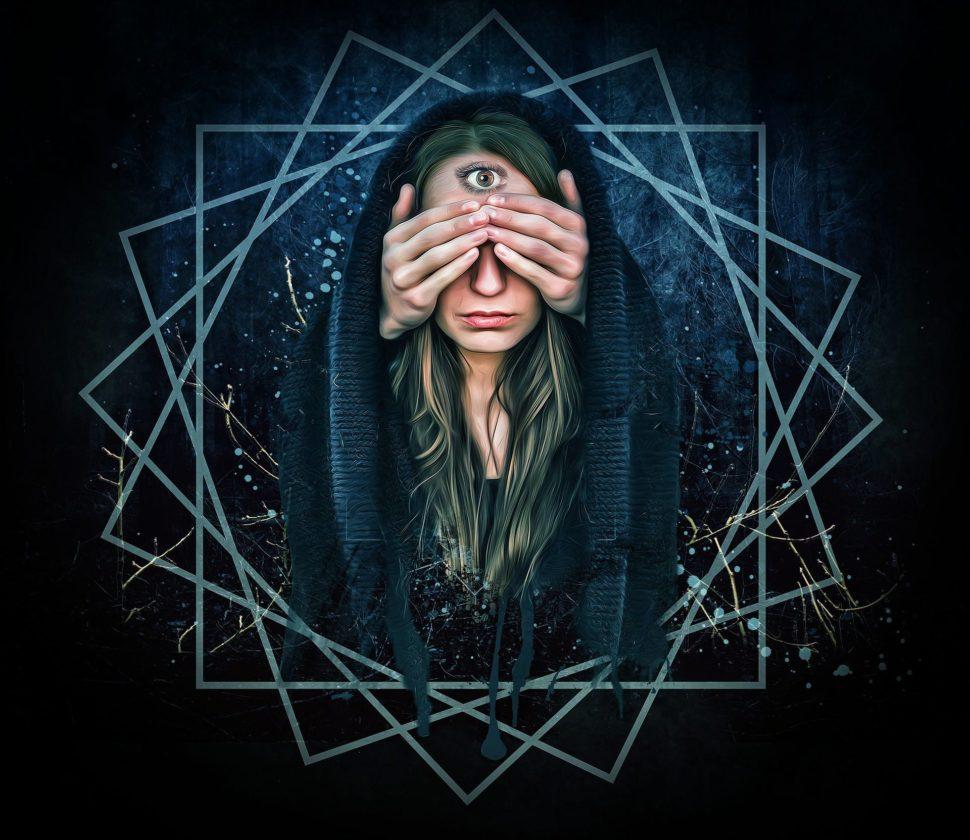 rozvoj intuice pomocí třetího oka
