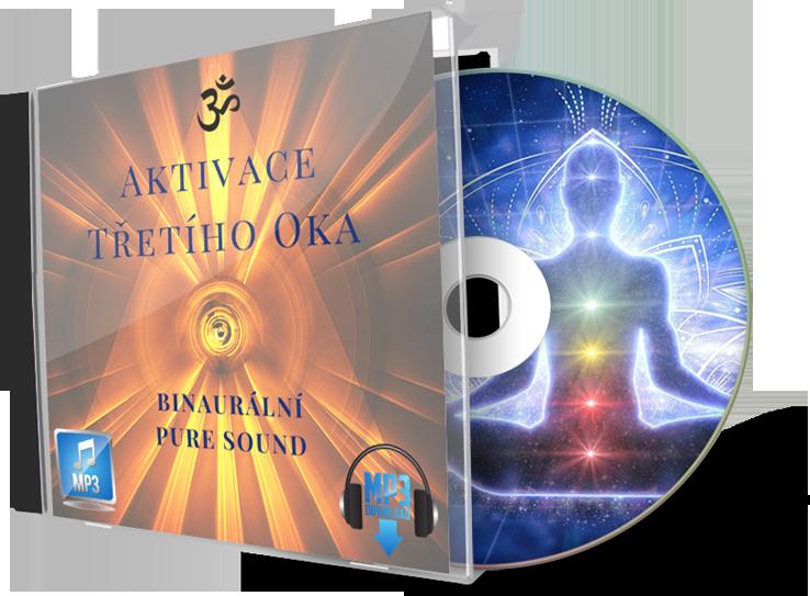 aktivace třetího oka arozvoj intuice, hudba zdarma