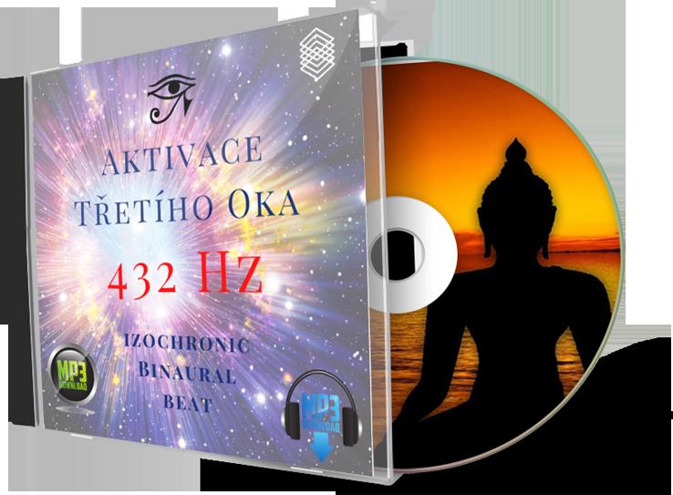 aktivace třetího oka apraktický rozvoj intuice, hudba zdarma