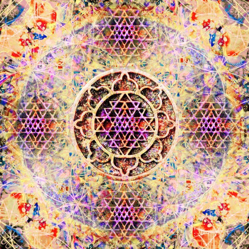 Cymatická meditace Moniky Sičové