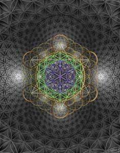 Cymatická meditace