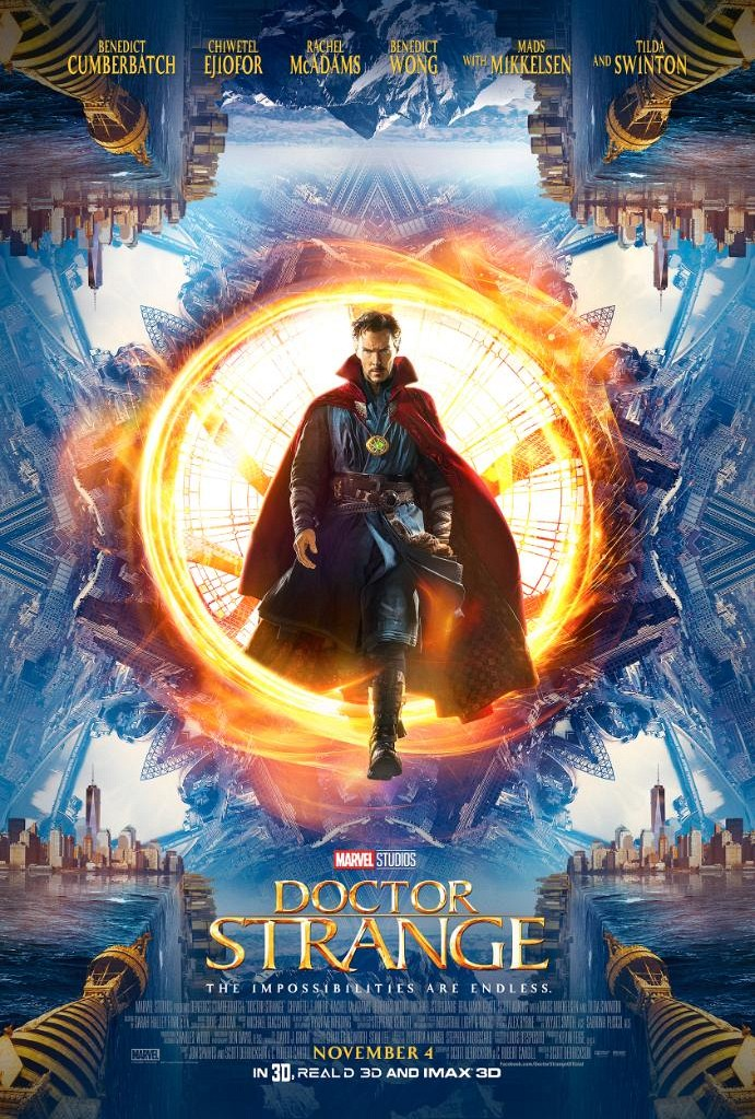 Doktor Strange ke shlédnutí zdarma