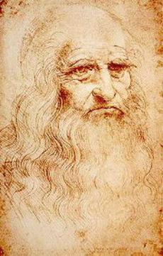 Cymatika aLeonardo da Vinci