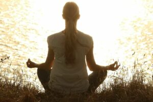Meditace ajak nani